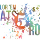 SHSU Recreational Sports' Color Em Kats 5K