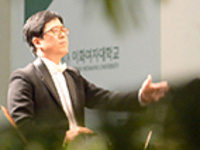 CU Music: Symphony Orchestra with conductor Kisun Sung