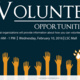Volunteer Opportunities Fair