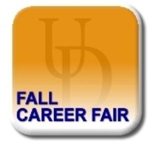 UD's 2012 Fall Career Fair