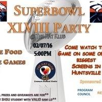 Super Bowl 50 at the Kat Klub