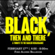 Black, Then and There: A Tribute To The Harlem Renaissance