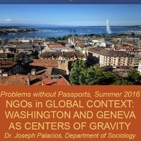 PWP Information Session: NGOs in Global Context: Washington and Geneva as Centers of Gravity