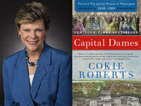 Writers LIVE: Cokie Roberts, Capital Dames: The Civil War and the Women of Washington, 1848-1868