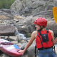 Kayaking the Shenandoah River
