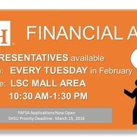 Financial Aid Information Table