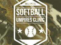 Intramural Softball Umpires Clinic