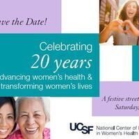 UCSF Women's Health 20th Anniversary Celebration!