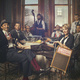 The Hot Sardines: Holiday Stomp concert