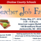 Onslow County Schools Teacher Job Fair