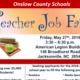 Onslow County Schools Teacher Job Fair