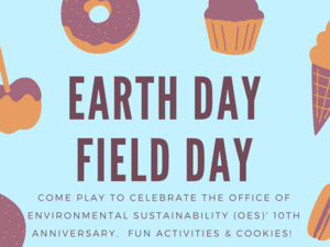 Earth Day Field Day