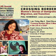 """""""Crossing Borders: What It Means in the Life of a Child"""" a panel featuring author Reyna Grande in discussion of her memoir, """"The Distance Between Us"""""""
