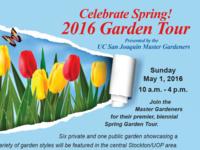 2016 Stockton Master Gardener Tour