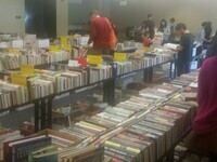Friends of the Evergreen Library Book Sale
