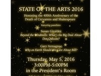 2016 State of the Arts Lecture
