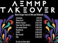 AEMMP Records Presents: Manifest Mainstage