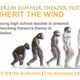 Oberlin Summer Theater Festival: Inherit the Wind