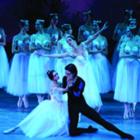 The Russian National Ballet: Giselle