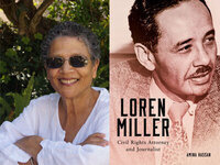 Writers LIVE: Amina Hassan, Loren Miller: Civil Rights Attorney and Journalist