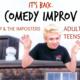 WIMP Comedy Improv