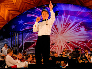 "The Boston Pops Esplanade Orchestra | ""By George! The Pops Plays Gershwin"""