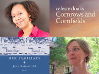 Poetry & Conversation: celeste doaks & Jane Satterfield