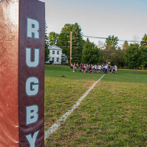 Rugby Meet and Greet (Men's and Women's teams, all classes)