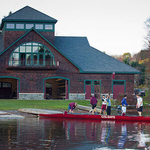 Reunion Row - for Colgate Rowing Alumni and Guests