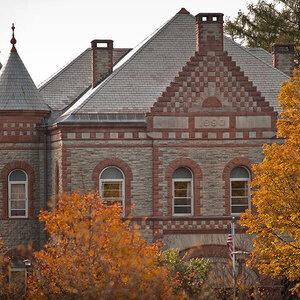 Admission at Colgate University