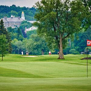 The Annual Alumni Golf Tournament