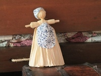 Doll Making:  Ragdoll & Cornhusk