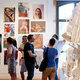 Pre-College Majors Exhibition Opening Reception