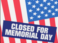 Memorial Day holiday