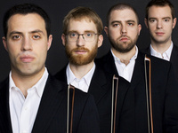 CU Music presents the JACK Quartet/CCCP