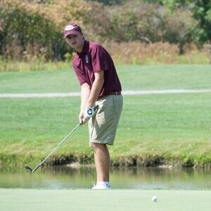 Colgate University Men's Golf at  Wildcat invitational