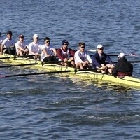 Colgate University Men's Rowing at Frostbite Regatta