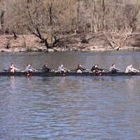 Colgate University Women's Rowing at  Stetson