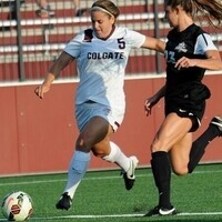 Colgate University Women's Soccer at  New Hampshire