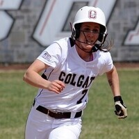 Colgate University Softball vs  Holy Cross