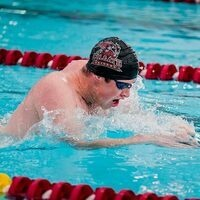 Colgate University Men's Swimming & Diving at  Holy Cross