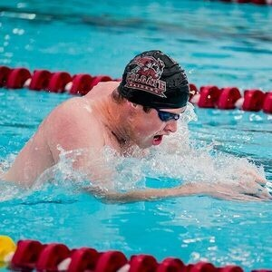 Colgate University Men's Swimming & Diving vs St. Francis