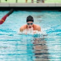 Colgate University Women's Swimming & Diving at  Holy Cross