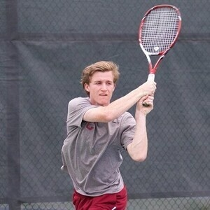 Colgate University Men's Tennis vs  Le Moyne