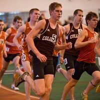 Colgate University Men's Track at  Alan Connie Shamrock Invite