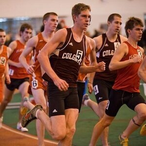 Colgate University Men's Track at  Black & Gold Invitational