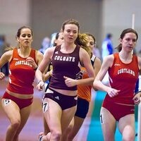 Colgate University Women's Track at Alan Connie Shamrock Invite