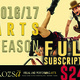 Rozsa Season Tickets on Sale NOW!