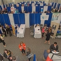 Hospitality Business Management Career Fair