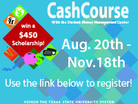 CashCourse Scholarship Contest